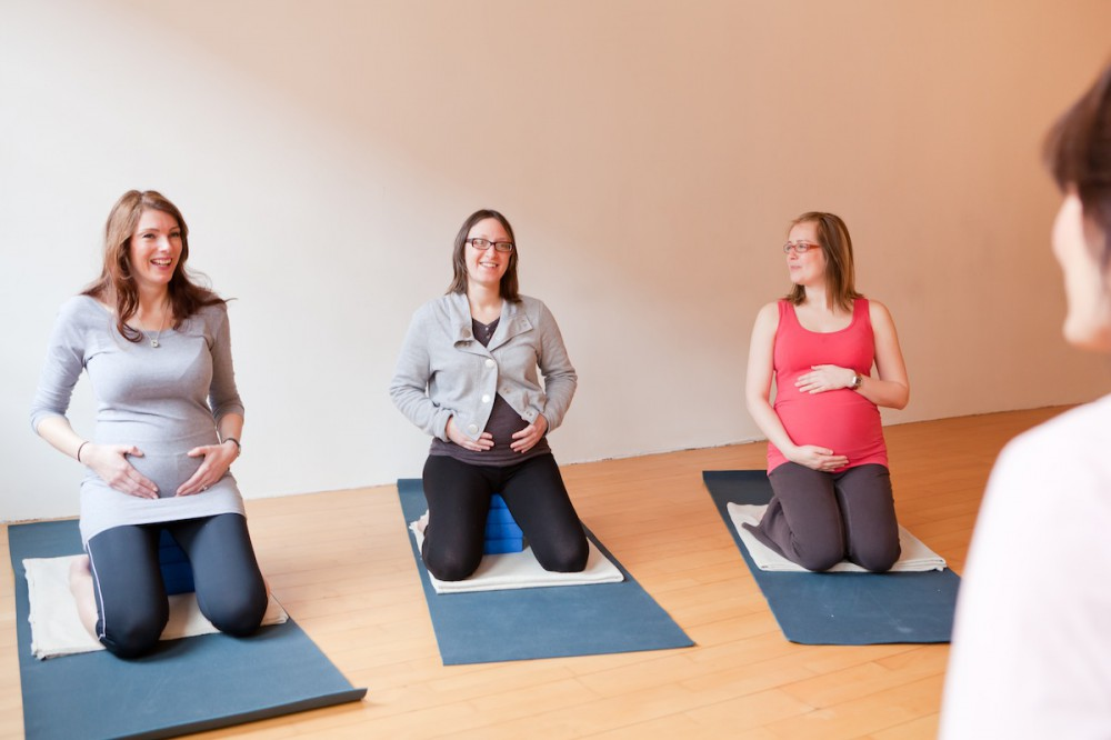 Pregnancy Yoga Bodywise